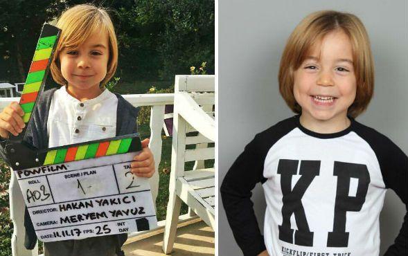 Dünyalar tatlısı oyuncumuz Aras Özdoyran KidZania Reklamında yer aldı.