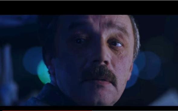 Oyuncumuz Niyazi Menteşe STARWARS-SON JEDI - Minibüs reklamında yer aldı.