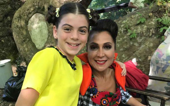Çocuk oyuncumuz Elif Sevinç, Keloğlan Sinema Filminde yer almaktadır.