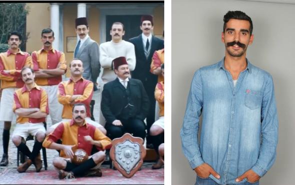 Oyuncumuz Can Çavga Turkcell Sarı Kırmızı Destek Reklamında yer aldı.