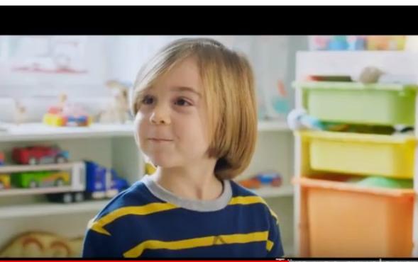 Çocuk oyuncumuz Aras Özdoyran, Pınar Kefir reklamında yer aldı.