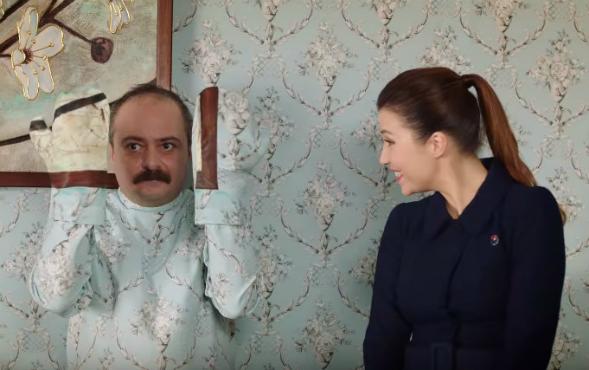 Oyuncumuz Mehmet Timur Dilsiz, QNB Finansbank Reklamında yer aldı.