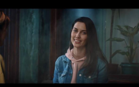 Genç ve yetenekli oyuncumuz Selen, Yeşilay Reklamında yer aldı.