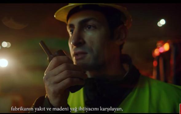 Oyuncumuz Deniz Tuzcu Petrol Ofisi Reklamında yer aldı.