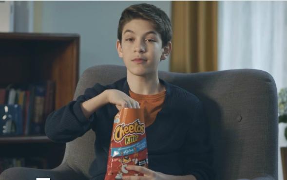 Çocuk oyuncumuz Arda Taşarcan, Cheetos Müzesi Reklamında yer aldı.