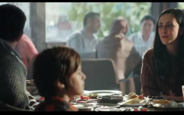 Çocuk oyuncumuz Ahmet Mete Mumcu, Yeşilay Reklamında yer aldı.