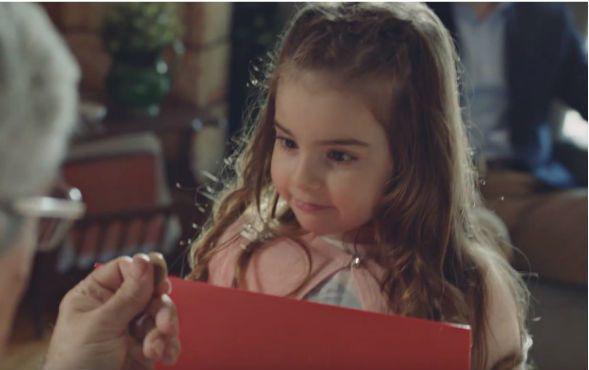 Çocuk oyuncumuz Esila Cansın Tekbaş, BİM Reklamında yer aldı.