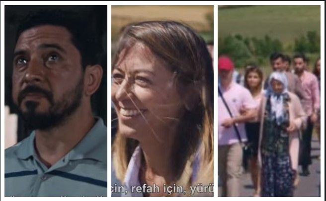 Oyuncularımız Serkan Ulukaya ve Ferhat Özcan, Chp Reklamında yer aldı.