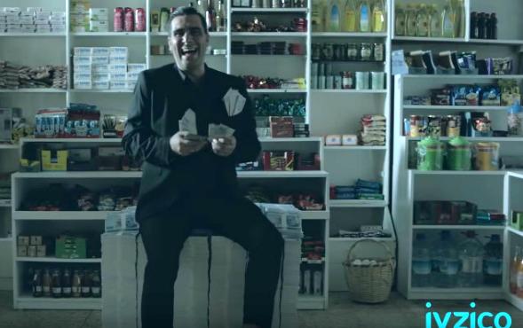 Oyuncumuz Mennan Zilan, İyzico Korumalı Alışveriş Reklamında yer aldı.
