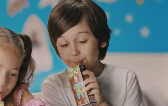 Çocuk oyucumuz Mert Ünal, Pınar Kido Reklamında yer aldı.
