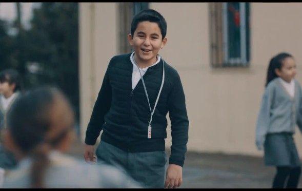 Çocuk oyuncumuz Erdem Güçlü, Darüşşafaka Reklamında yer aldı.