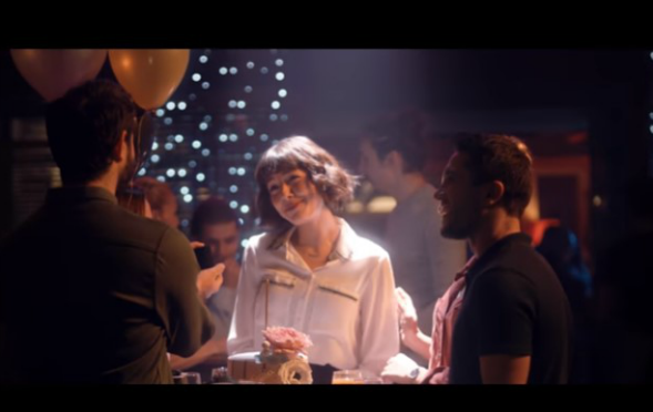 Oyuncumuz Nejat N. Zen Pırlanta Reklamında yer aldı.