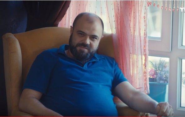 Oyuncumuz Erman Bey, Benim Adım Melek Dizisinde yer almaktadır.