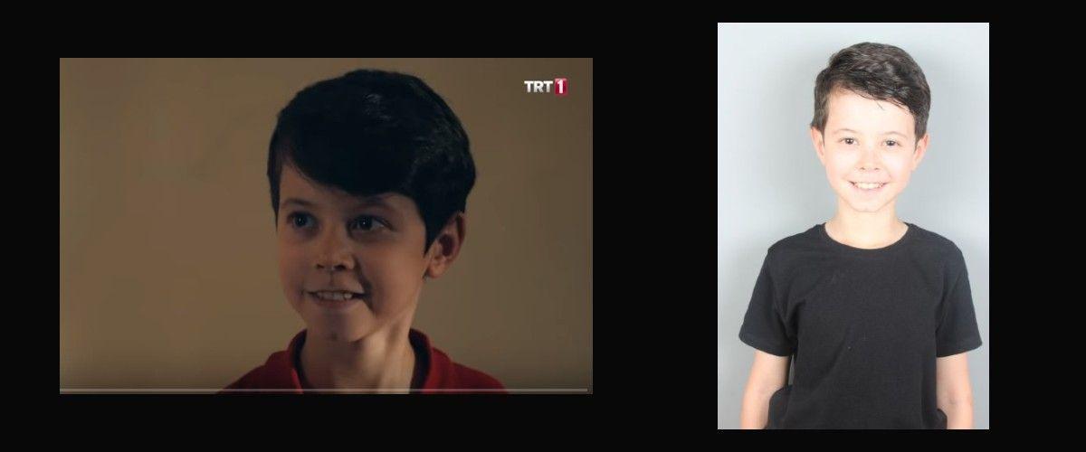 Çocuk oyuncumuz Yunus Köncü, Şampiyon Dizisinde Çocuk Serhat karakterini canlandırmaktadır.