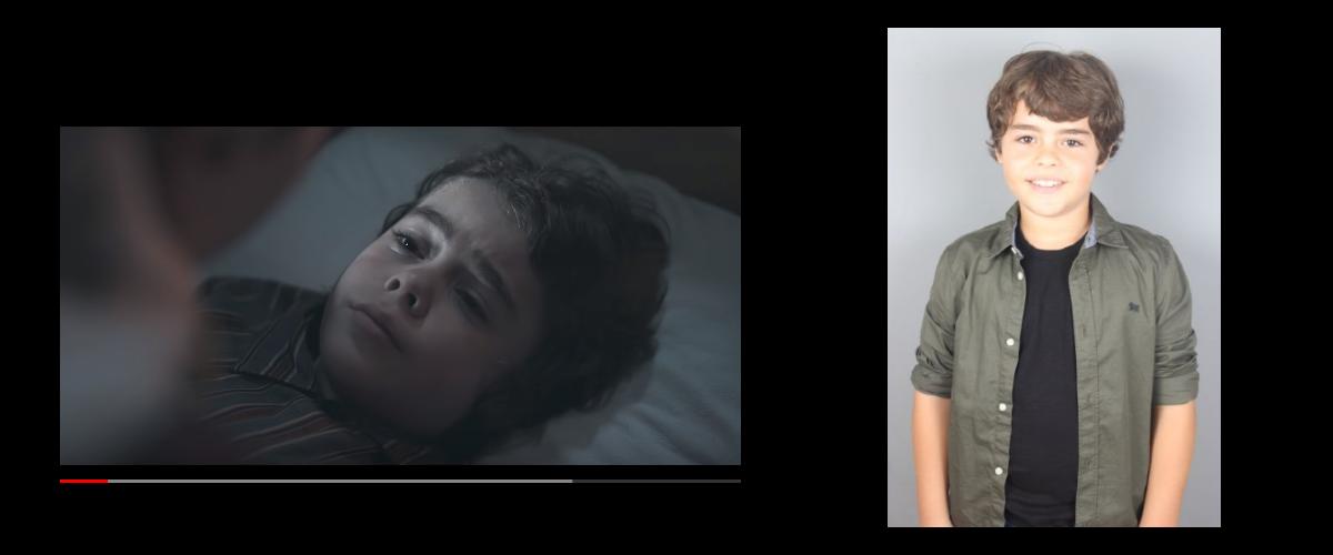Çocuk oyuncumuz Batuhan D. Cep Herkülü Naim Sinema Filminde, başrolde yer almaktadır.