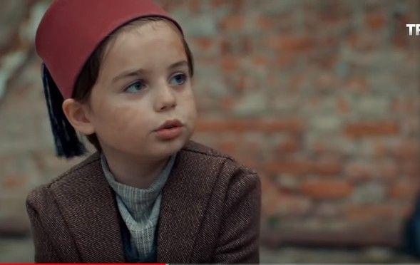 Çocuk oyuncumuz Abdullah Alp Ö. Payitaht Dizisi 94.bölümünde rol aldı.