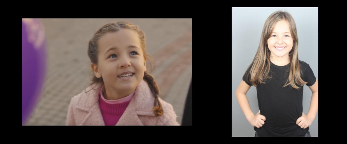 Çocuk oyuncumuz Buğlem Pelinsu A. Mucize Doktor Dizisinde, Fatoş karakterini canlandırmaktadır.