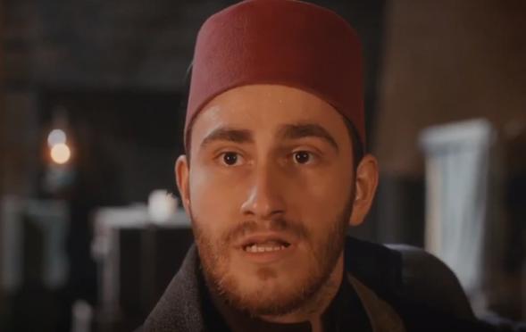Genç oyuncumuz Kerim A. Payitaht Abdülhamid Dizisinde yer aldı.