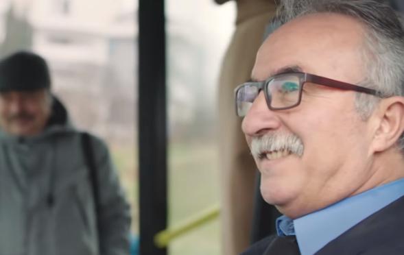 Oyuncumuz Metin Bey, CHP Reklamında yer aldı.