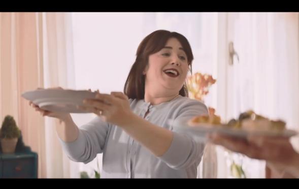 Oyuncumuz Cihan Hanım, MACFit Reklamında yer aldı.