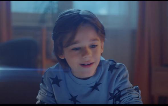 Çocuk oyuncumuz Ahmet Mete Mumcu, Enerjisa Reklamında yer aldı.