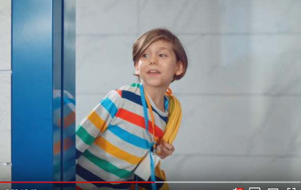 Çocuk oyuncumuz Eren Recep Bilen, Opet 23 Nisan Reklamında yer aldı.