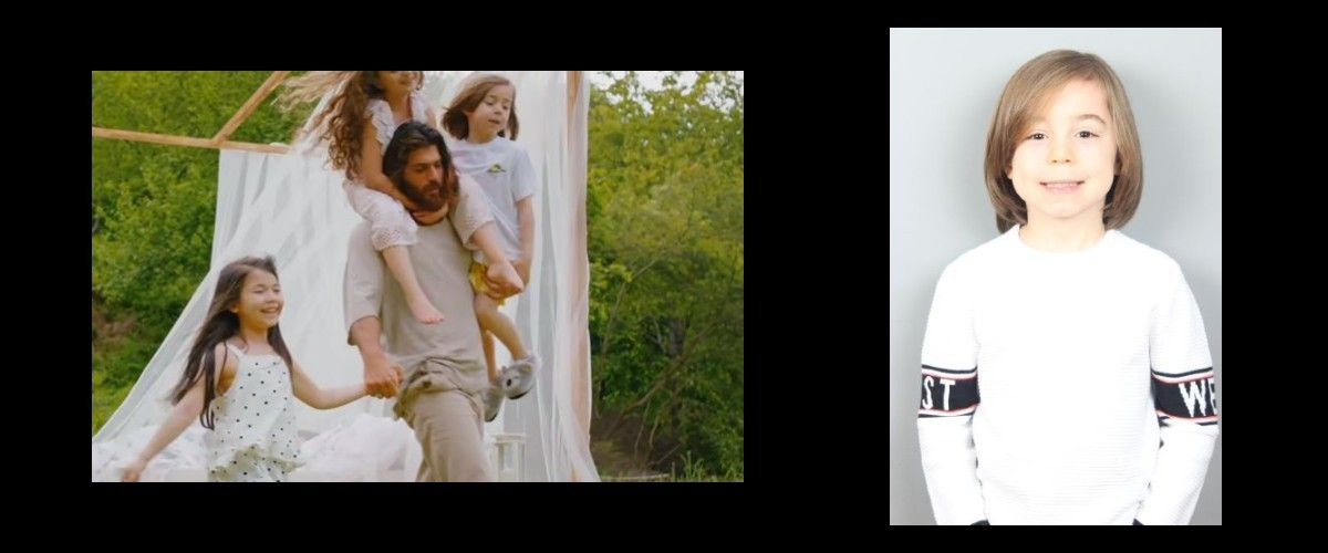 Çocuk oyuncumuz Aras Özdoyran, Erkenci Kuş dizisinde Can`ın oğlu karakterini canlandırdı.