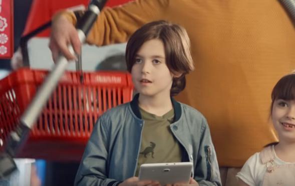 Çocuk oyuncumuz Arda İlçin, Media Markt Anneler Günü Reklamında yer aldı.