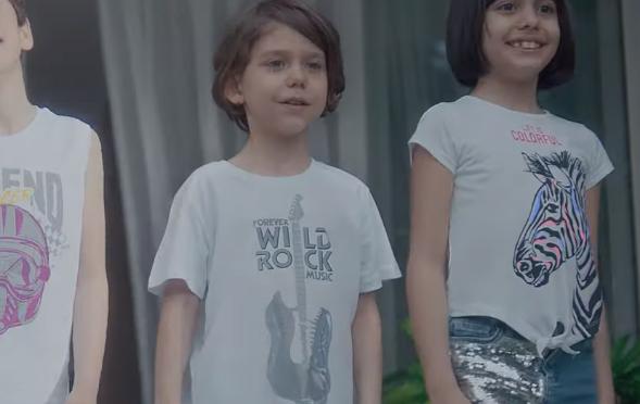 Çocuk oyuncumuz Eren Recep Bilen DeFacto Renk Değiştiren Sihirli Tişörtler Reklamında yer aldı.