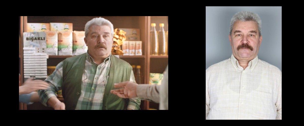 Oyuncumuz Yurdaer Tosun, Gillette Reklamında yer aldı.