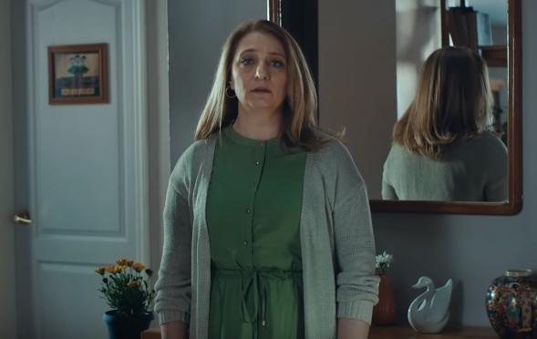 Oyuncumuz Sevinç Bozkurt, Gitti Gidiyor Anneler Günü Reklamında yer aldı.