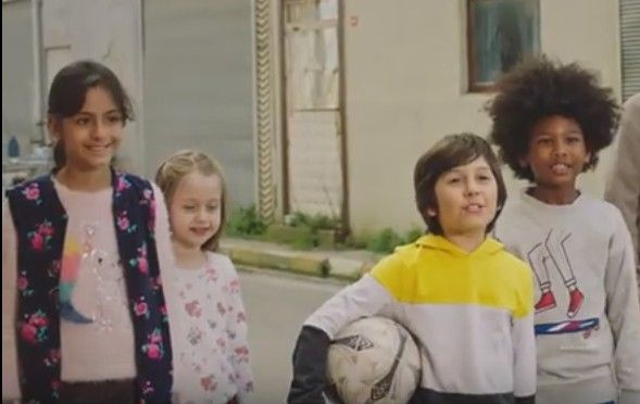 Çocuk oyuncularımız Arda Erdem,Mert Ünal, Mürşide Özgür ve Tanem Arıkan, Göç İdaresi Tanıtım Filminde yer aldı.