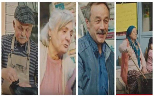 Oyuncularımız Ali Küçük, Asuman Özdemir,Gülay Kaya,Fidan Kurtulmuş, Niyazi Menteşe Göç İdaresi Tanıtım Filminde yer aldı.