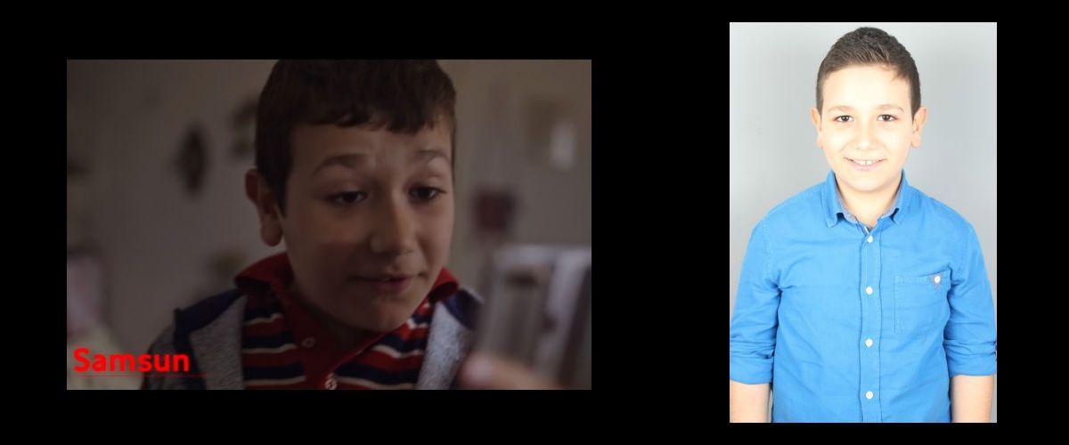 Çocuk oyuncumuz Metehan Sancak, Vodafone Ramazan - Ordu Samsun Reklamında yer aldı.