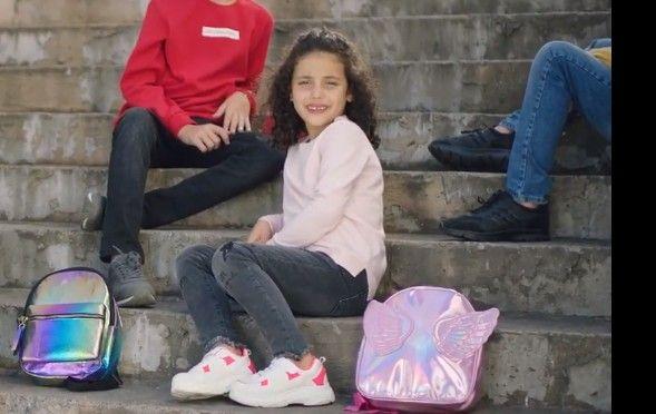 Çocuk modelimiz İrem Bakıner, Defacto Okula Dönüş Kampanyası Reklamında yer aldı.