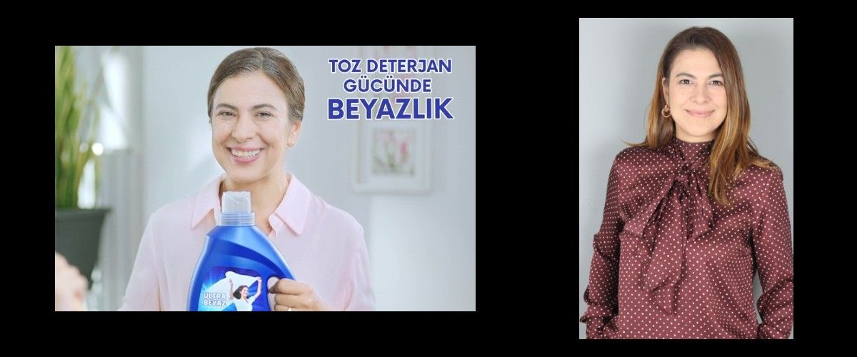 Oyuncumuz Pınar Hanım, Bingo Sıvı Deterjan Reklamında yer aldı.