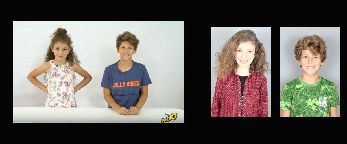 Çocuk oyuncularımız Berk Mutlu ve Cemresu Gençtürk, Pınar kido Reklamında yer aldı.
