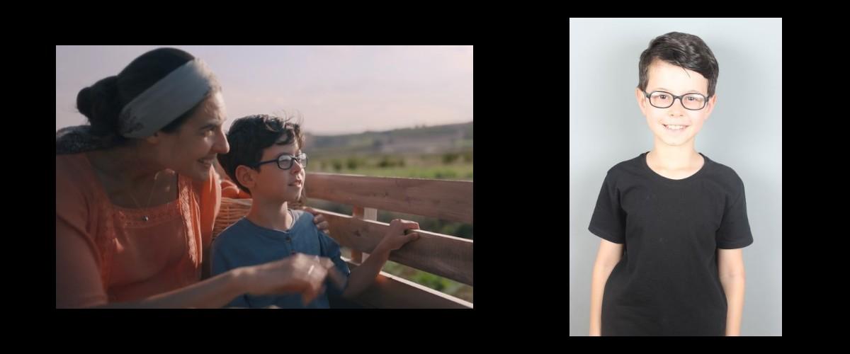 Çocuk oyuncumuz Yunus Emre, Knorr Reklamında yer aldı.