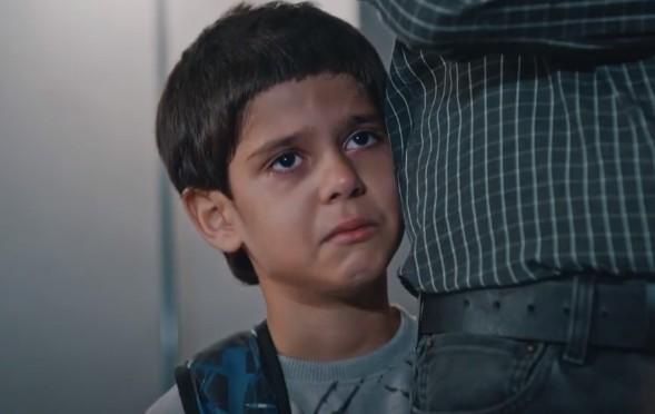 Çocuk oyuncumuz Süleyman Eymen, Çocukluk dizisi 1.bölümünde rol aldı.