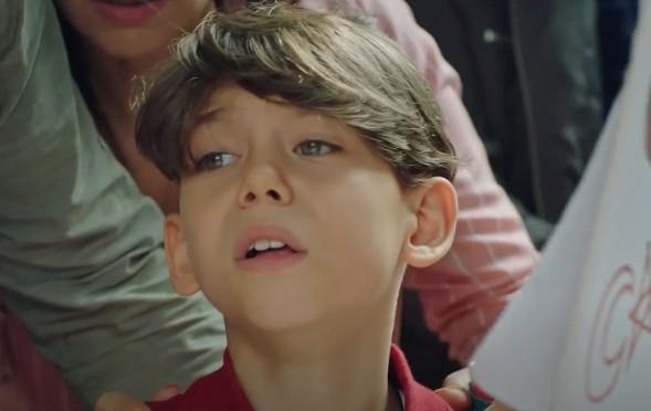 Çocuk oyuncumuz Eren Recep, Hekimoğlu Dizisi 22.bölümde rol aldı.