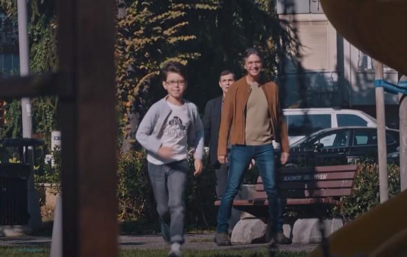 Çocuk oyuncumuz Yunus Emre, Çocukluk Dizisi 3.bölümünde rol aldı.