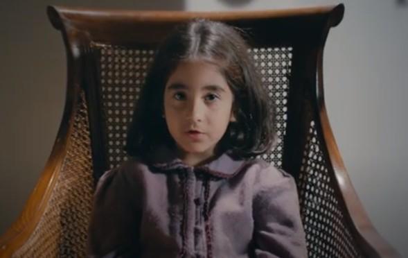 Çocuk oyuncumuz Nazlı Irmak, Kadına Şiddet Temalı Kamu Spotu Reklamında rol aldı.