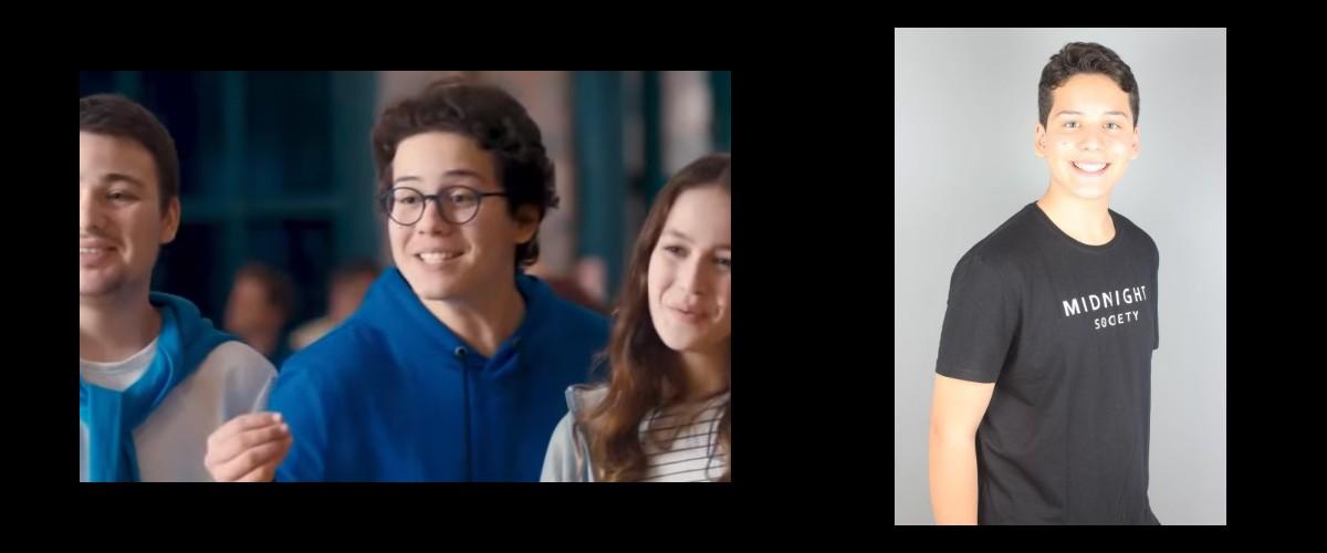 Genç oyuncumuz Ege`nin yer aldığı Opet Yapar Her Şey Değişir Reklamı yayında.