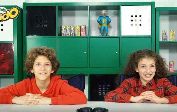 Çocuk oyuncularımız Berk ve Cemre Su`nun, yer aldığı PINAR KİDO Reklamlarının 2.si Arkidolar yayında.