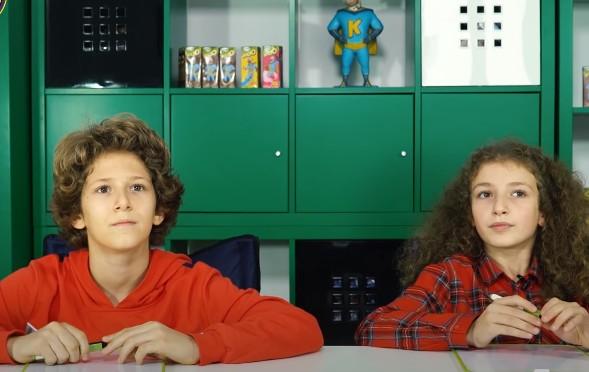 Çocuk oyuncularımız Cemresu ve Berk`in yer aldığı Pınar Kido Reklam Serisinin yenisi yayında.