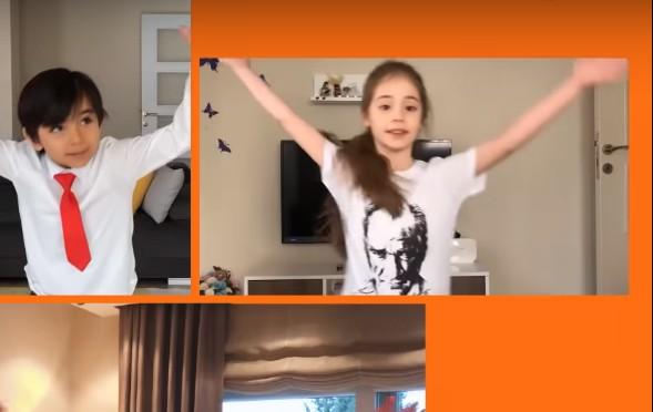 Çocuk oyuncumuz İrem`de evinde sete girdi ve Migros 23 Nisan - Bayram Her Yerde Bayram reklamında yer aldı.