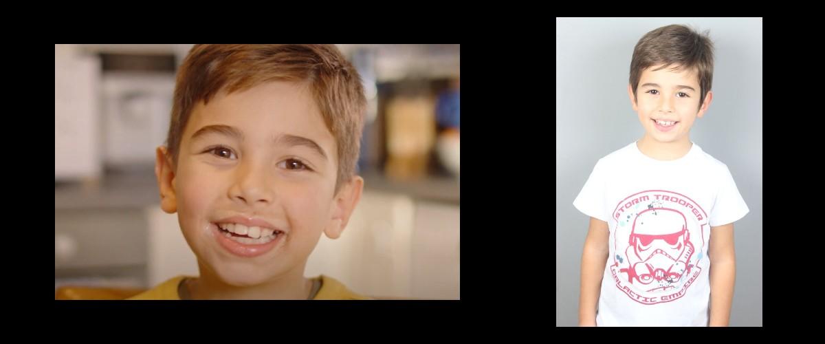 Çocuk oyuncumuz Yusuf Kerem , NESQUİK Reklamında rol aldı.