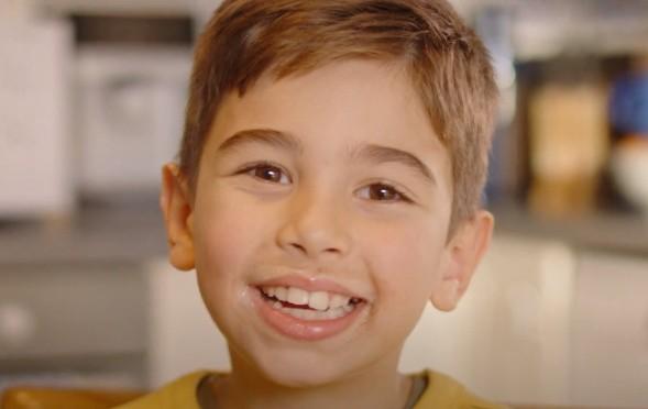 Çocuk oyuncumuz Yusuf Kerem , NESQUİK Reklamında yer aldı.