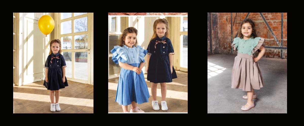 Tatlı miniklerimiz Eylül Nefes ve Müge, Biscoti Çocuk Giyim Markasının Katalog Çekiminde yer aldı.