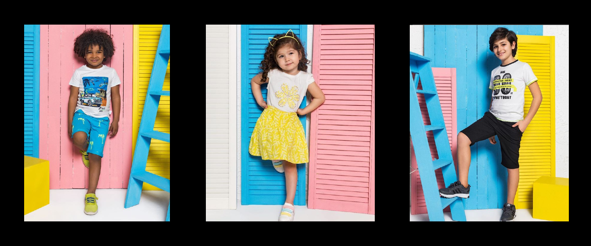 Çocuk modellerimiz Aras Erkmen, Arda Akbaş ve Mira Abanoz,  Cichlid & Mackays çocuk giyim markası katalog çekiminde yer aldı.